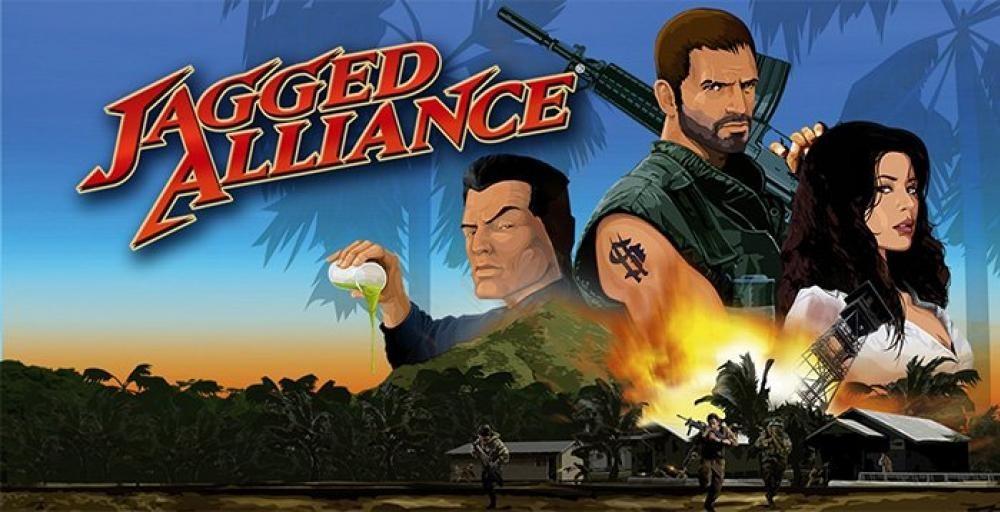 Новый Jagged Alliance в пути