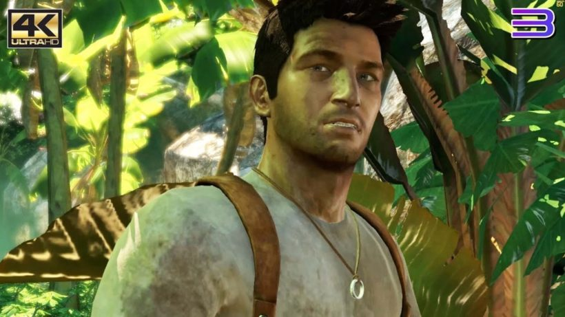 Как тебе такое: Uncharted работает на ПК в 4K