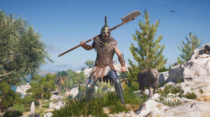 Разработчики объяснили Грецию в Assassin's Creed: Odyssey