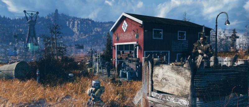 О PvP-серверах в Fallout 76