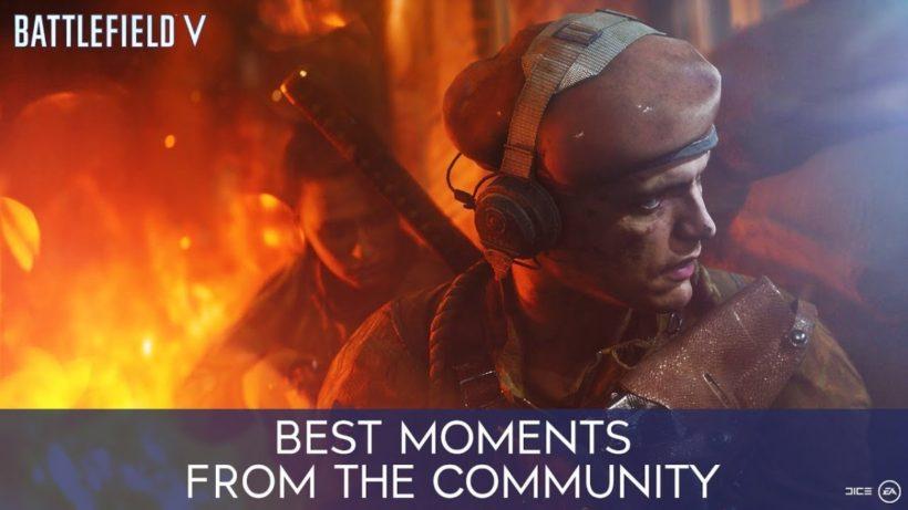 Лучшие моменты из альфы Battlefield 5