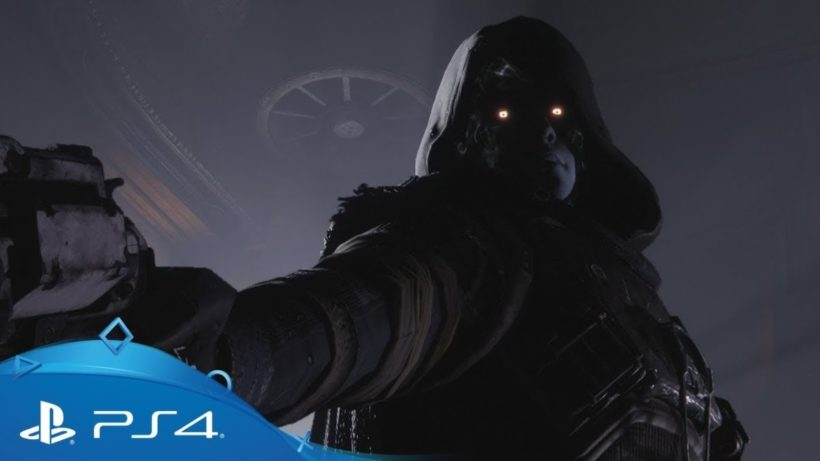 Мрачная история Destiny 2: Отвергнутые