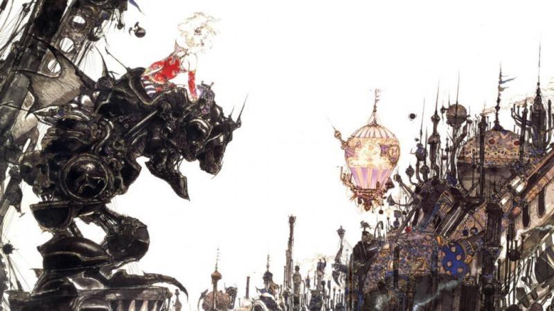 Ваш Топ Final Fantasy