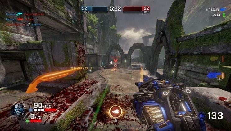 Гайд по Quake Champions