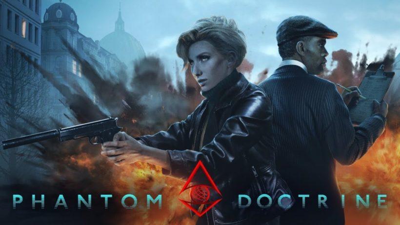 Раскрыта дата выхода Phantom Doctrine