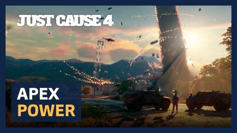 Разработчики Just Cause 4 рассказали о мощи движка