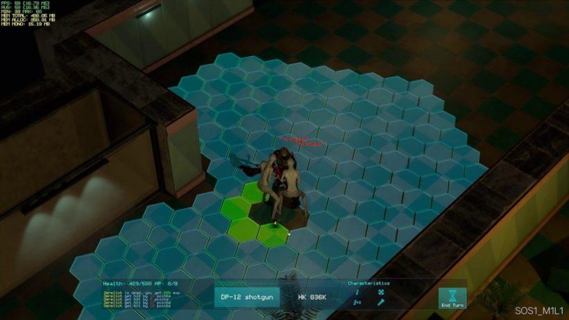 Россия вперед: Sands of Space фантастическая RPG от российского разработчика