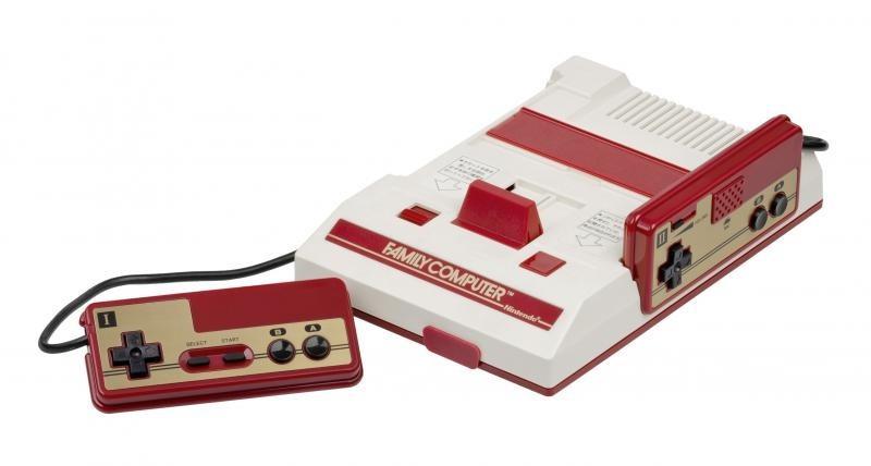 Famicom исполнилось 35 лет