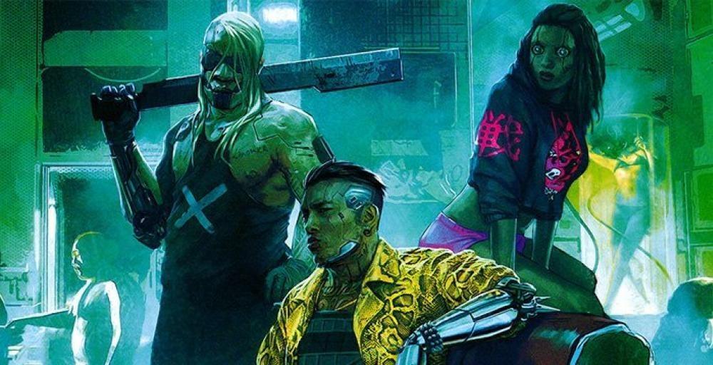 А будут ли люди в Cyberpunk 2077