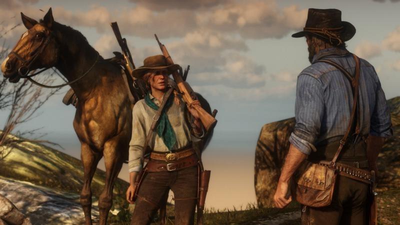 Топ игр про дикий запад