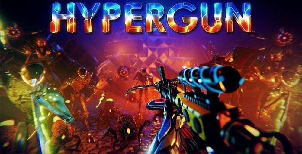 Можешь собрать свое оружие в Hypergun