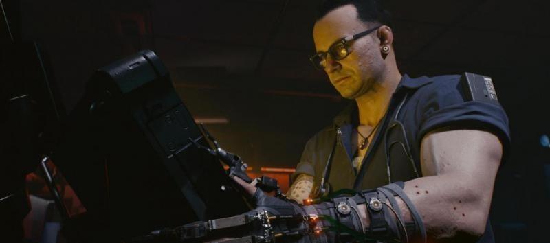 Cyberpunk 2077 все же от первого или от третьего лица