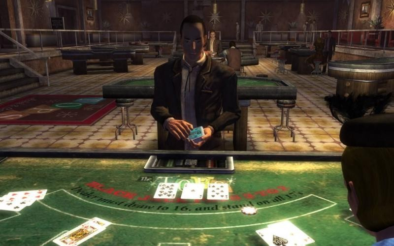 Карточные и другие азартные игры в играх на ПК