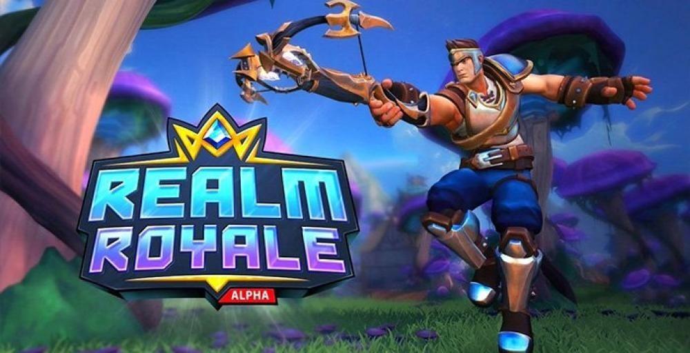 Realm Royale в дауне
