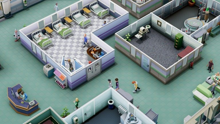 Two Point Hospital хакнули раньше релиза