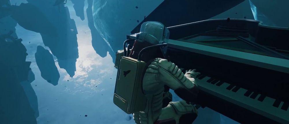 В Steam выйдет игра про космонавта любителя презерватиров