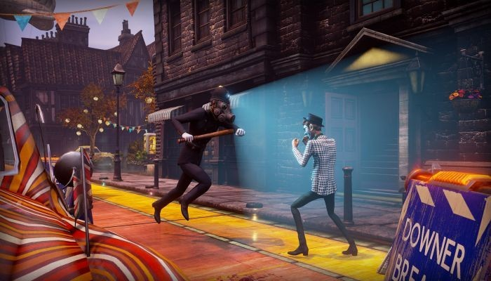 Гайд по We Happy Few