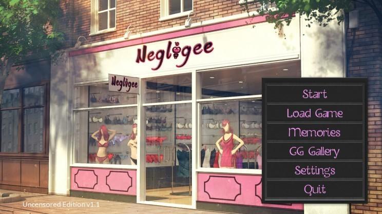 Как открыть концовки в Negligee: Love Stories