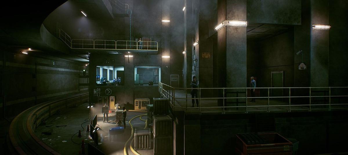 Half-Life на UE4