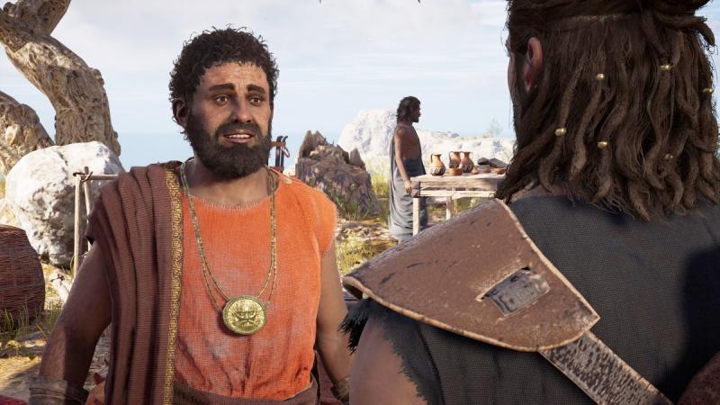 Достижения в Assassin's Creed: Odyssey
