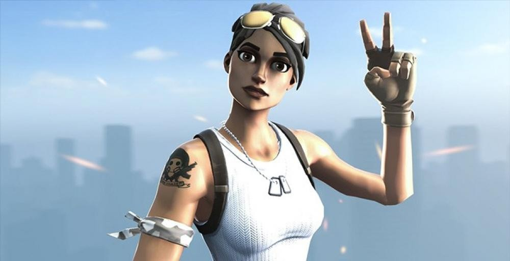 Женские груди в Fortnite озлобили игроков