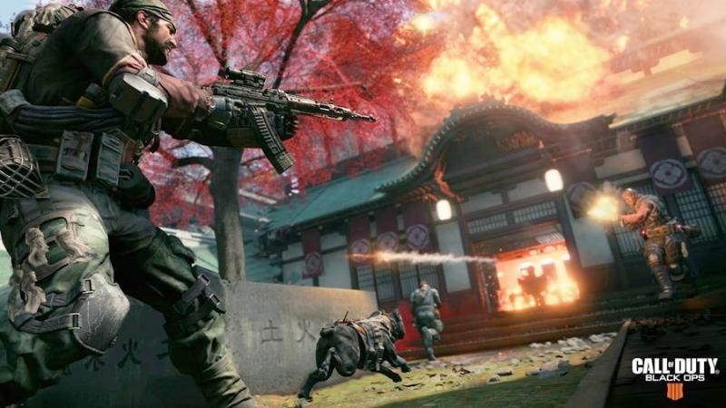 Call of Duty: Black Ops 4: школьникам вход воспрещен