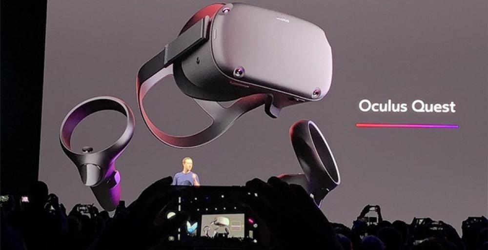 Шлем Oculus Quest можно использовать без проводов