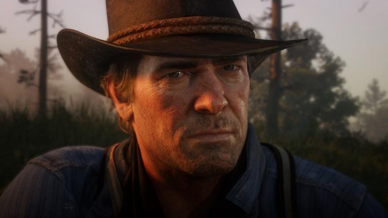 Главные персонажи банды Датча в Red Dead Redemption 2