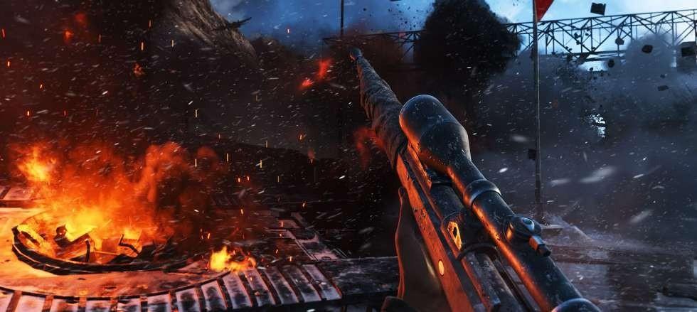 Battlefield 5 идет на дно?