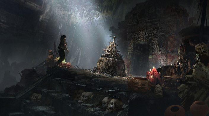 Гайд по Shadow of the Tomb Raider