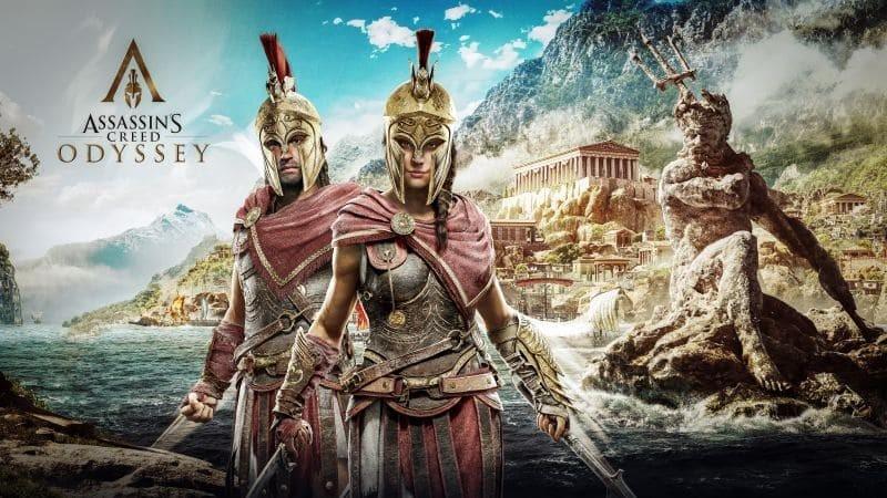 Assassin's Creed: Odyssey лучшая игра серии, но это не точно