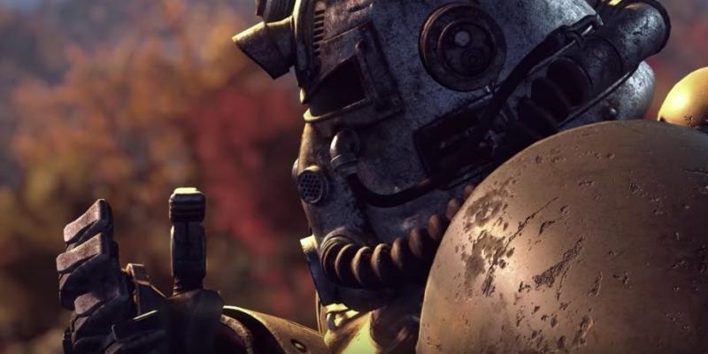 А ты как хотел? В Fallout 76 нельзя перераспределить очки навыков