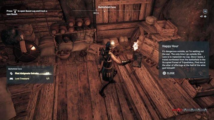 Квесты Регион Мегарида в Assassin's Creed Odyssey