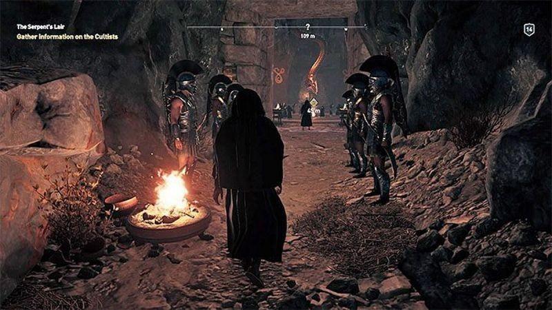 Культисты в Assassin's Creed Odyssey