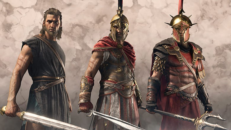 Cеты брони в Assassin's Creed Odyssey