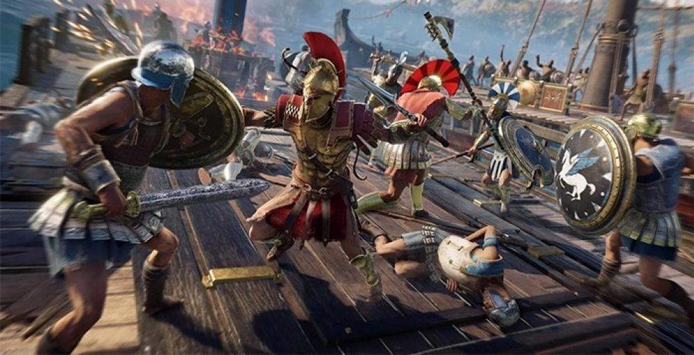Ubisoft торгует славой в Assassin's Creed Odyssey