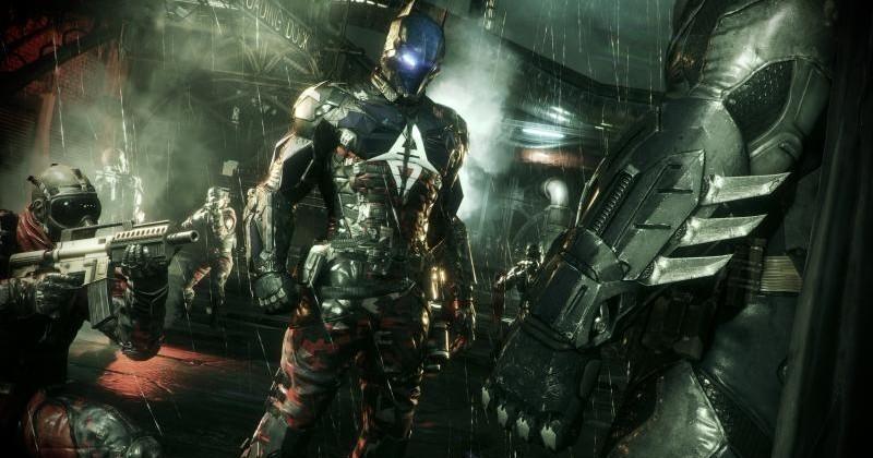 Batman Arkham уйдет в мультипесочницу
