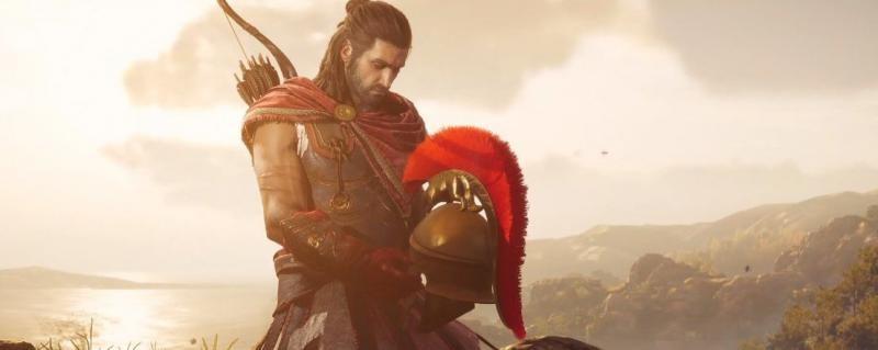 Assassin's Creed Odyssey был готов почти одновременно с истоками