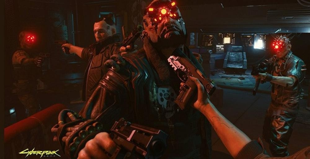 Cyberpunk 2077 это тебе не GTA 5