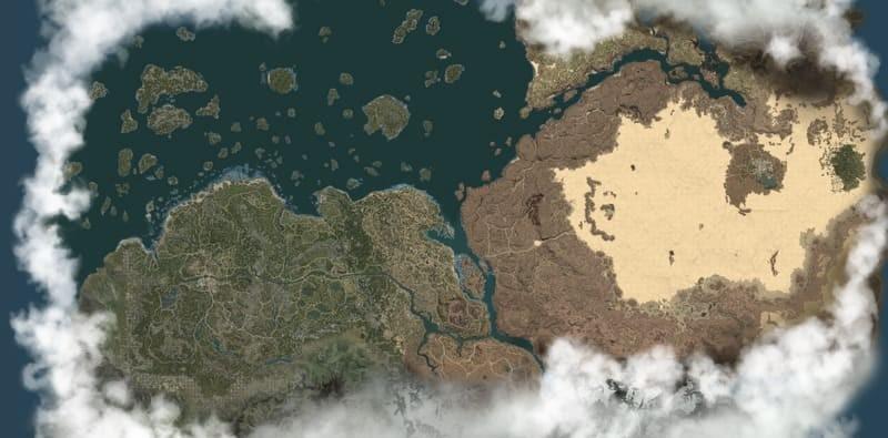 5 игр в которых самый большой игровой мир