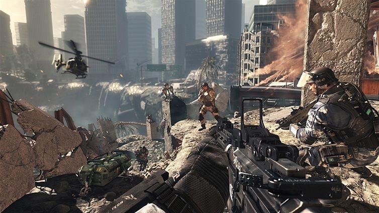За что любят Call of Duty