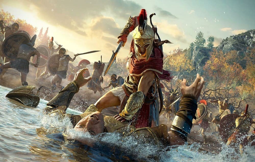 Гайд по Assassin's Creed Odyssey