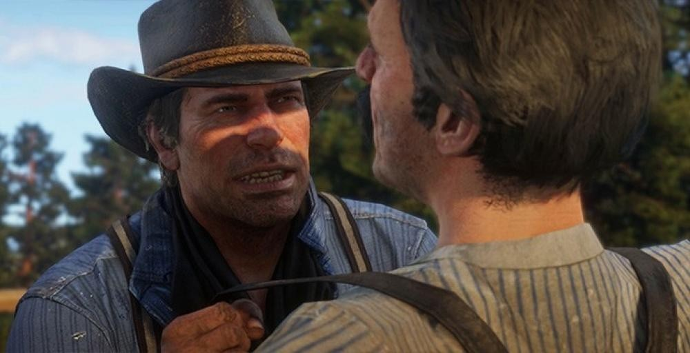 Критика Red Dead Redemption 2