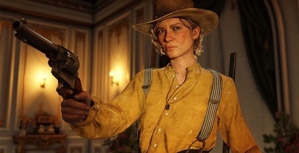 Red Dead Redemption 2 не дотягивает до Ведьмака