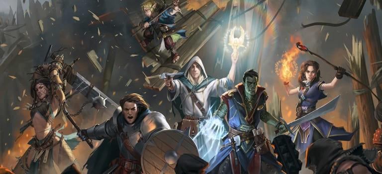 Сказитель в Pathfinder: Kingmaker