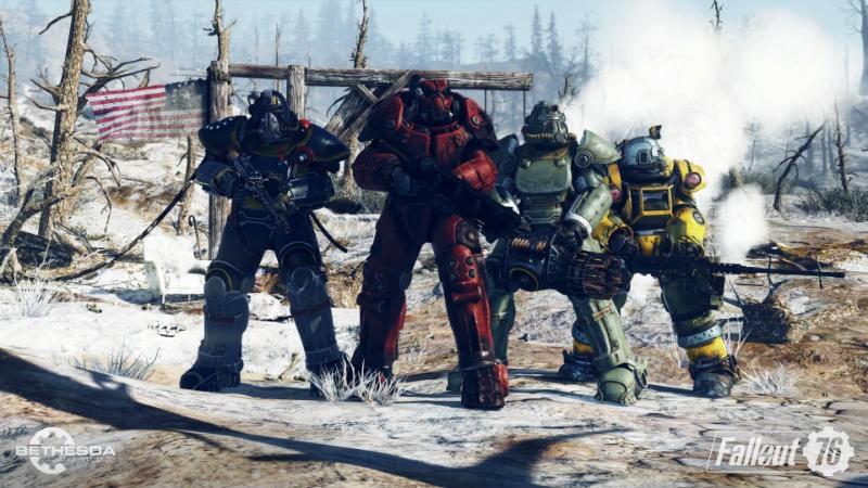 Печальный старт Fallout 76