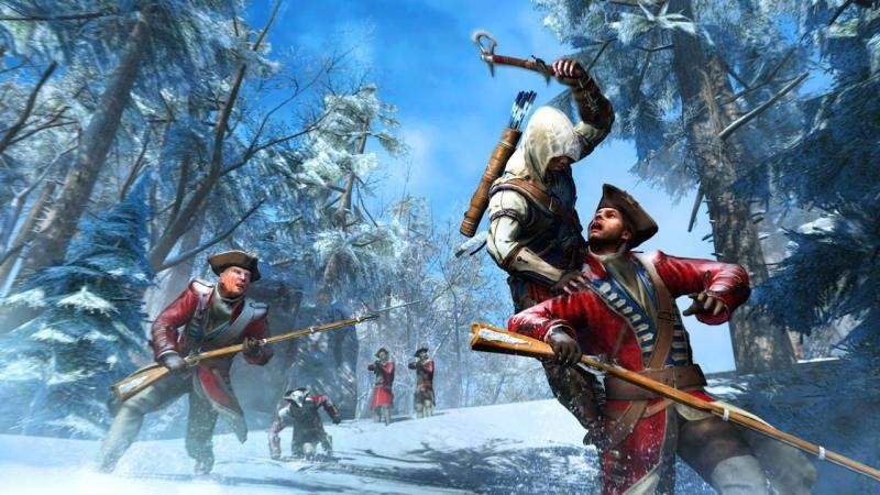 Assassin's Creed 3 зачетнее Odyssey