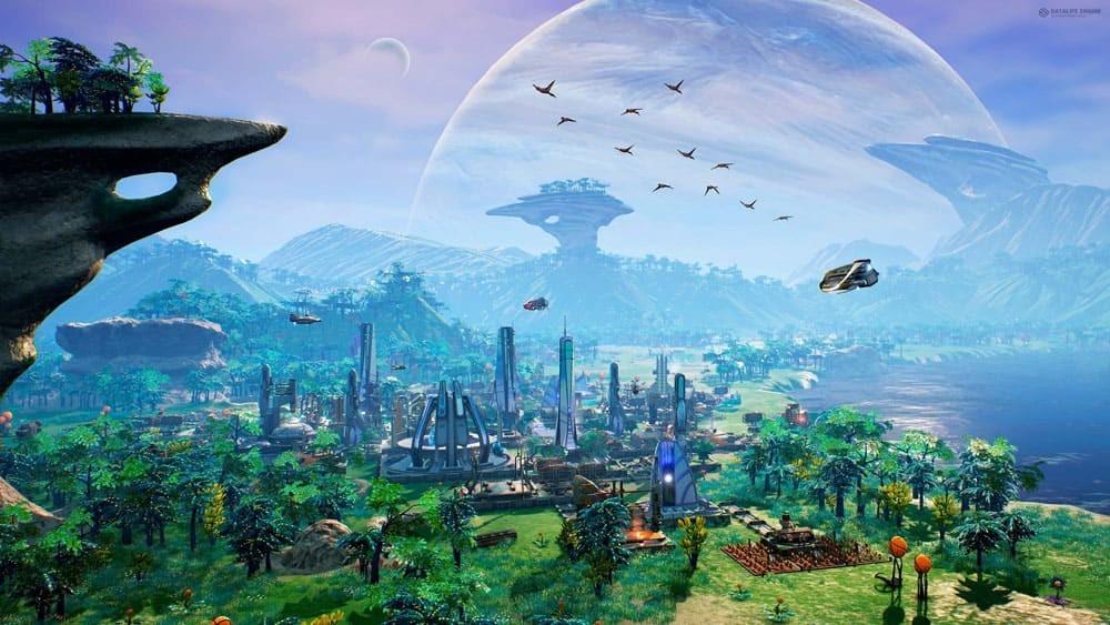 Топ игр по колонизации планет