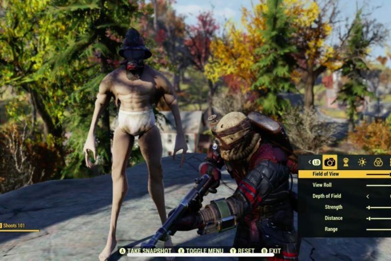 В чем плох Fallout 76
