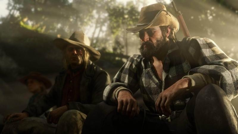 Red Dead Redemption 2 или The Witcher 3